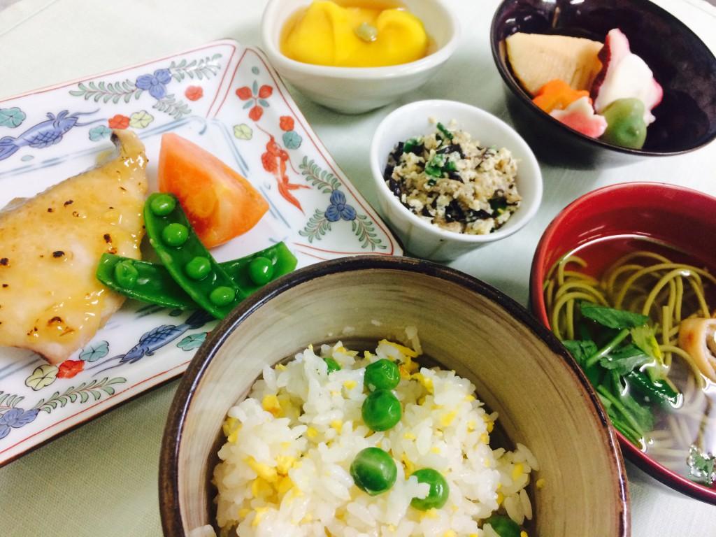 ご飯 レシピ 豆