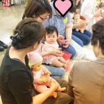 赤ちゃんとのふれあい遊び
